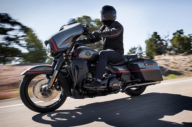 2018 Harley Davidson Cvo Street Glide