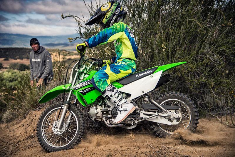 2018 Kawasaki KLX110