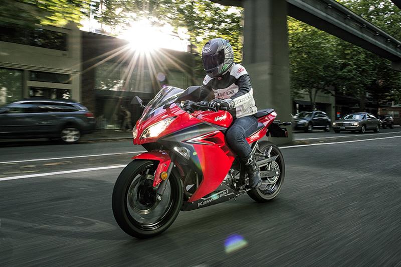 2016 Kawasaki Ninja 300 Abs