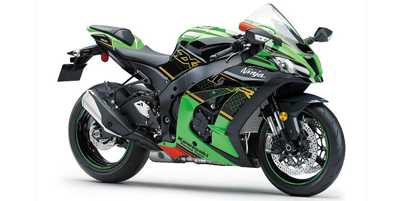 Factory Showroom 2020 Kawasaki Ninja® ZX™-10R KRT Edition ...