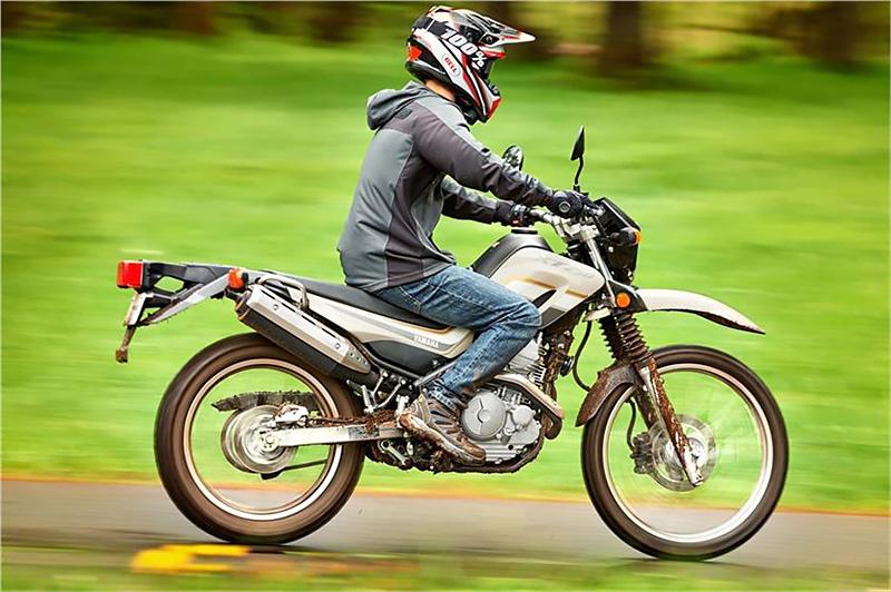 Factory Showroom 2019 Yamaha XT250 | Pine Grove Powersports